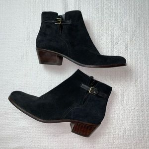 Women's Cole Haan Black Ankle Boots 10